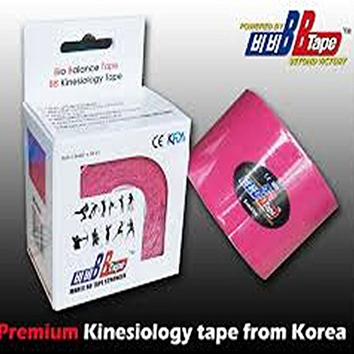Band Tape Taping 5x 5rosa-unidad