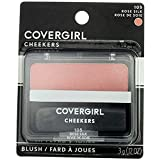 CoverGirl Blush, Neutral, Rose Silk 105 1 ct (Pack of 3)