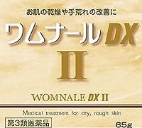 【第3類医薬品】ワムナールDXII 65g