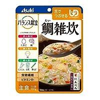 ◆アサヒグループ食品 バランス献立 鯛雑炊 100g【3個セット】