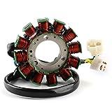 Topteng Motor Magneto Generador Motor Alternador Estator Bobina para Hon-da FSC600 FSC 600 Silver Wing 2002-2013 31120-MEF-003
