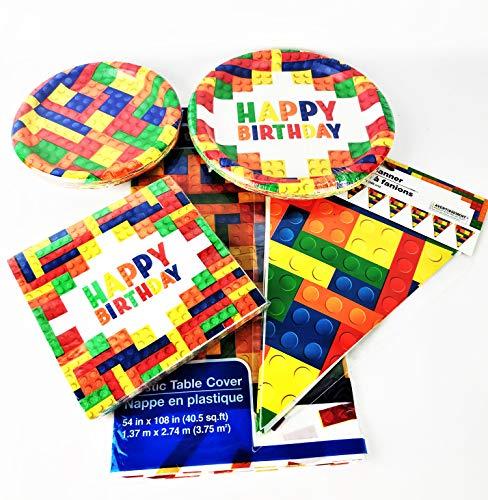 Building Block Party Supplies fo...