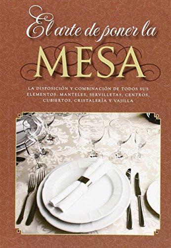 El arte de poner la mesa: La disposición y combinación de todos...