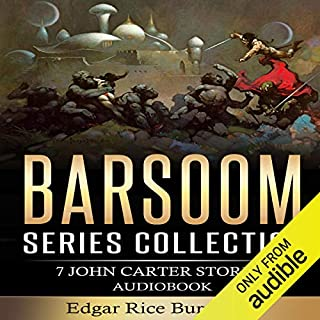 Barsoom Series Collection: 7 John Carter Stories cover art