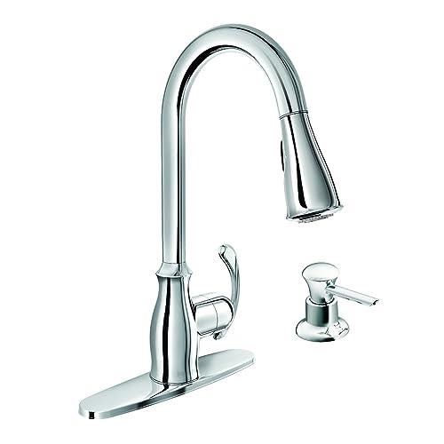 Moen Kitchen Faucets Amazon Ca