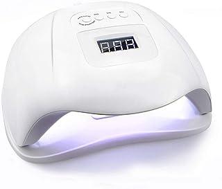 Secadores de uñas 120w Nail Dryer Led Lámpara de Uñas para Manicura Luz Abalorios Lámpara Uv Lcd Pantalla Secado todos los Geles Esmalte de Uñas Herramientas de Arte de Uñas