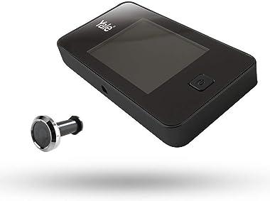 Yale Security AYRD-DDV8032-693 Digital Door Viewer, Small, Black