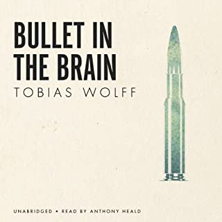 Bullet in the Brain audiobook cover art