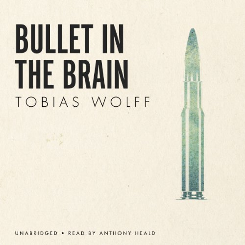 Bullet in the Brain audiobook cover art