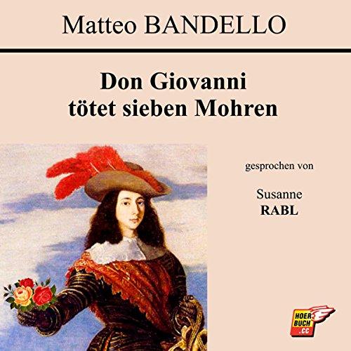 Don Giovanni tötet sieben Mohren Titelbild