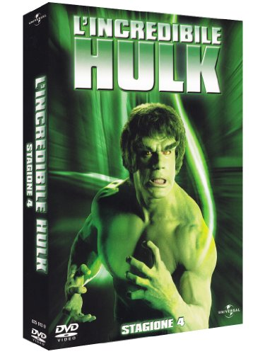 L'incredibile Hulk Stagione 04 [5 DVDs] [IT Import]