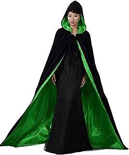 56c9c5b4de Special Bridal Long Unisex Velvet Capes Adult Halloween Christmas Cosplay  Costume Cloaks