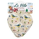 Bicicleta cubierta del asiento–elección de diseño, mujer, Blue Tit