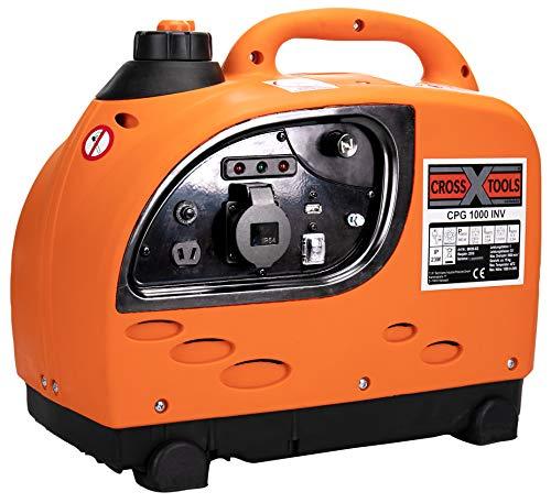 Cross Tools 68039 Inverter-Stromerzeuger Generator CPG 1000 INV 1,4 kW