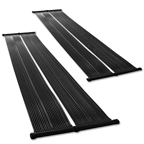 2er Set Poolheizung Solarheizung 70 x 600 cm Solar Pool Heizung Absorber Schwimmbad