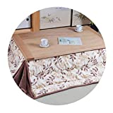 Mesas Mesa De Estufa Mesa Kotatsu Mesa Baja con Ventana De Bahía Tatami Juego De Mesa Kotatsu Multifuncional para El Hogar Adecuado para Sala De Estar Y Dormitorio Centro