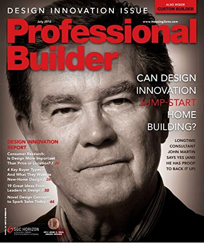 Professional Builder: Design Innovation (English Edition)
