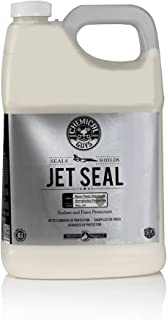 Chemical Guys WAC_118 JetSeal Paint Sealant & Paint Protectant with UV Protection & Hydrophobic Properties (1 Gal)