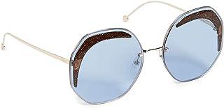 Fendi Women's Oversized Geometric Sunglasses
