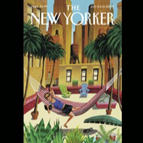 The New Yorker, July 6th & 13th, 2009 cover art