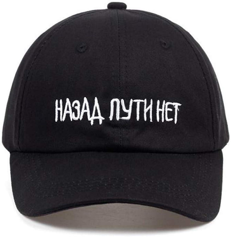 JKYJYJ Letter Embroidered Baseball Cap Unisex Cotton Caps Adjustable Reentrant Sun Hat Outdoor Visor Sun Hats