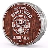 Best Beard Balm & Beard Waxes - Beard Balm with Sandalwood Scent and Argan Review