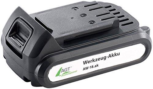 AGT Professional Akku Fuchsschwanz AW-18.sl - 3
