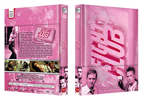 Fight Club - 2-Disc Limited Soap Edition - Mediabook