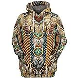 Xmiral Sweatshirt Sportiva Felpa T-Shirt Outwear Jacket Uomo Invernale Panciotto Gilet Uomo Piumino Giubbotti Suit Vest Camicia Sportivo Maglia Felpa Uomo Canotta Uomo Palestra (3XL,3- Giallo)