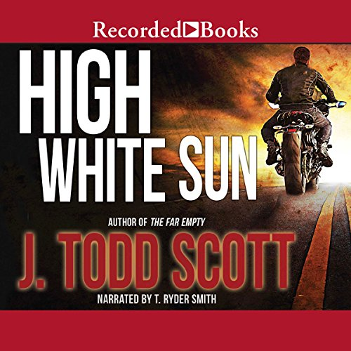 High White Sun audiobook cover art