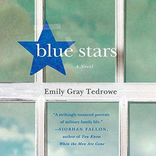 Blue Stars audiobook cover art