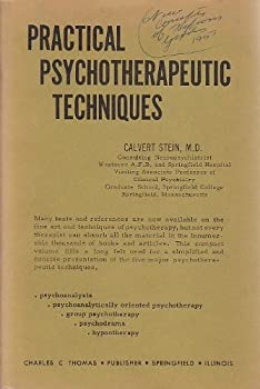 Hardcover Practical psychotherapeutic techniques Book