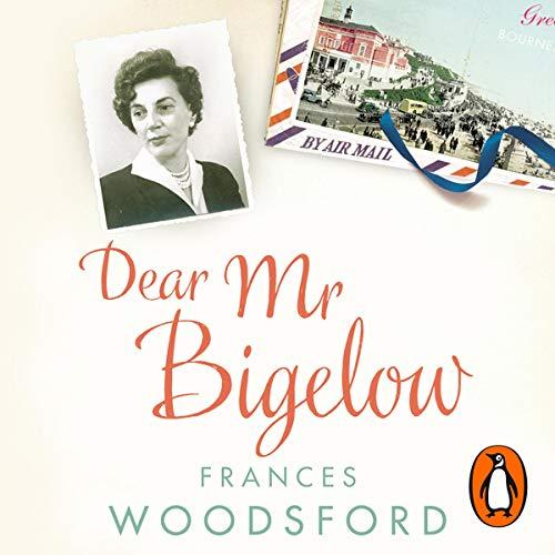 Dear Mr Bigelow audiobook cover art
