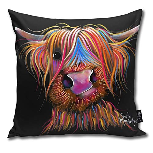 Dont Feed The Bears Cotton Linen Throw pillow cover Cushion Case Holiday Decorative 18X18 inch 1