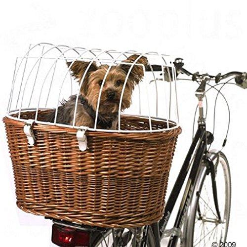 Fahrradkorb Schutz Draht Bike Katzen Hunde E-Bikes