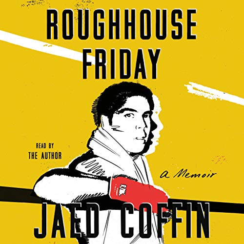 Roughhouse Friday audiobook cover art