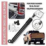 WRDD Amortiguadores de Gas para El Ford Ranger T6 XL PX XLT WILDTRAK 2012 — 2016 Trasero Gate Strut Shock Gas Slow Down Car Trunk Lid Actuator Support Bar Elevador Frontal del Capó Coche