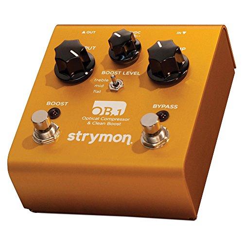 [国内正規品]Strymon コンプレッサー OB.1 (ストライモン:オービーワン)