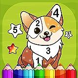 Magic Color - livre de coloriage pour enfants par numéros