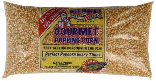 Product Image 1: 4097 Great Northern Popcorn Bulk GNP Original Yellow Gourmet Popcorn, 12.5 Pounds