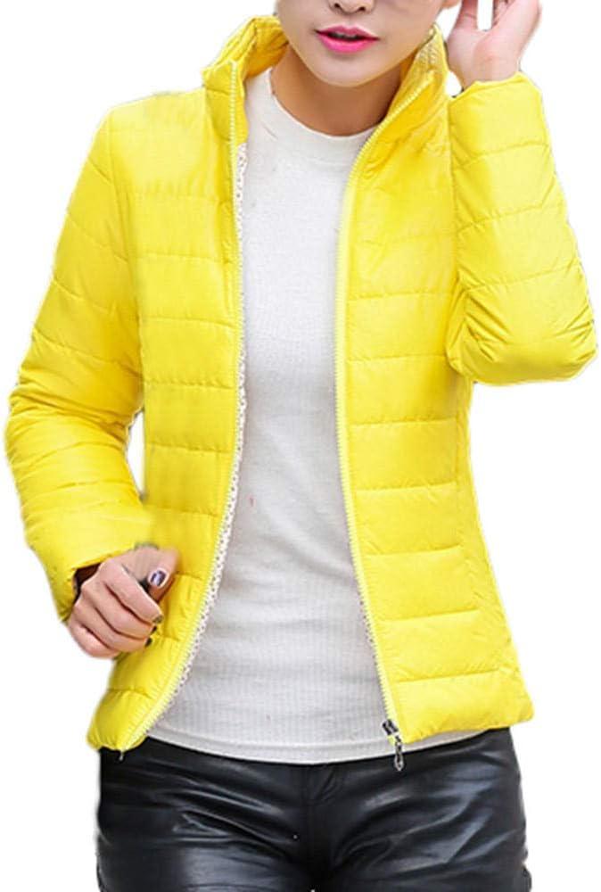 Miami Mall Happy-W Winter Coat Max 82% OFF Ultra Light White Duck Winte Slim Women Down