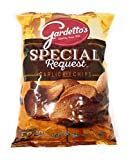 General Mills Salty Snacks Gardetto's Special Request Roasted Garlic Rye Chips, 14 Ounce (Pack of 2 )