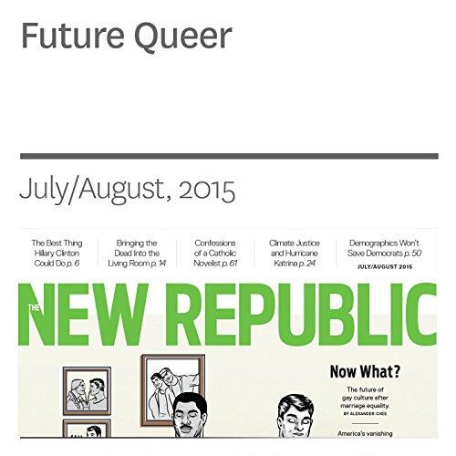 Future Queer audiobook cover art