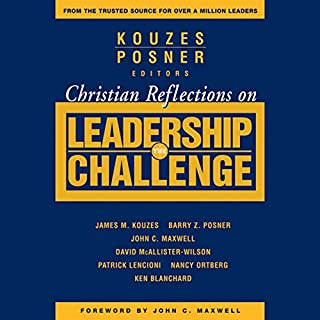 Christian Reflections on The Leadership Challenge cover art
