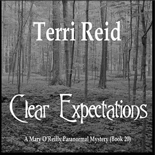 Couverture de Clear Expectations - A Mary O'Reilly Paranormal Mystery