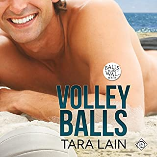 Volley Balls audiobook cover art