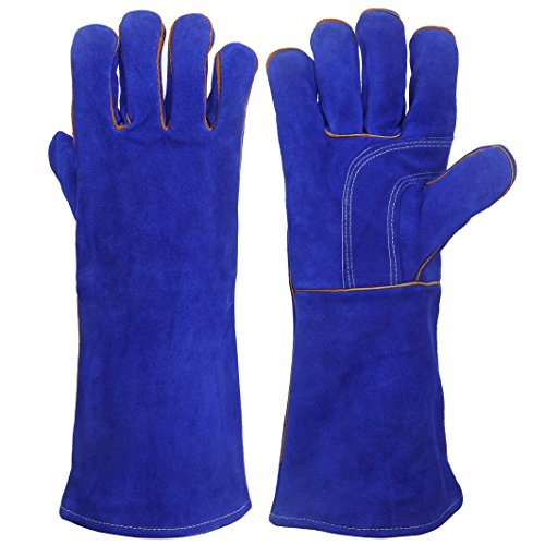 welding gloves bbq - 8