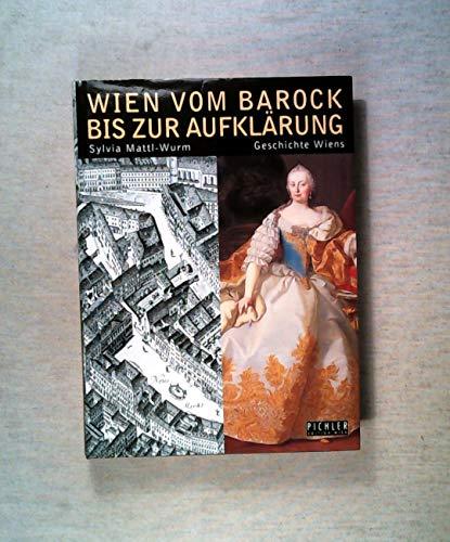 Wien vom Barock bis zur Aufklärung