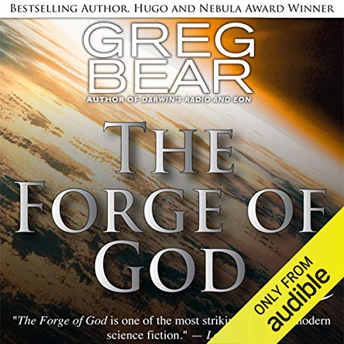 The Forge of God cover art