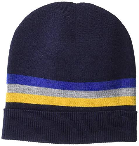 Amazon Brand - Goodthreads Men's Merino Wool Beanie, Charcoal, One Size
